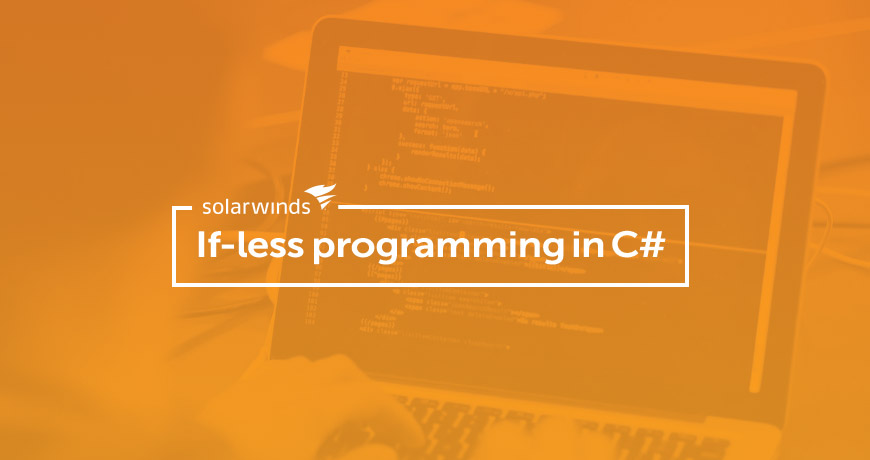 IF-less programming