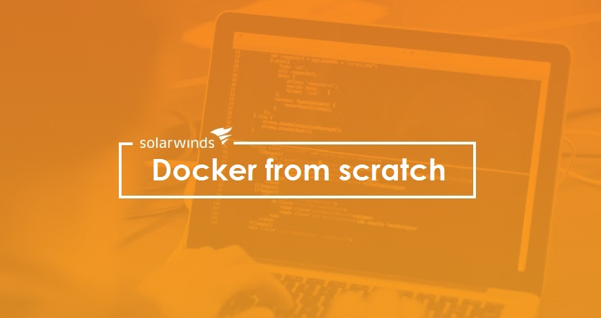 Docker from scratch