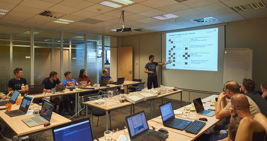 Coderetreat 2019